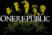 One Republic / by Pop Star Novelty Russ Crowley IV