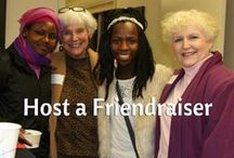 Friendraiser / Host a Friendraiser to introduce people to Open Arms International