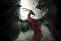 Fantasy/Horror Inspiration / Inspirational pictures for fantasy and horror writers.
