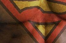 Identity as Superhero / Human as Superhuman