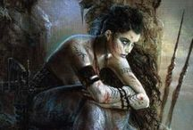 """Xurvia / Inspiration for my novel project """"Xurvia"""""""
