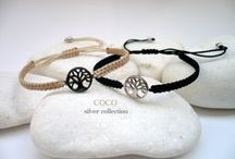 #Coco Sterling Silver