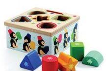 Kinderspielzeug / Bauklötze, Holzspielzeug, Schaukelpferd und mehr: Spielzeug für die Kleinsten.