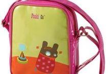 Taschen und Schultaschen für Kinder / Kindertaschen zum Aufbewahren von Spielzeug oder Schultaschen für die Einschulung.