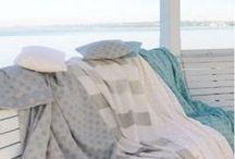 Baumwolldecken / Um es zu Hause kuschelig zu haben: Baumwolldecken passend zu jeder Einrichtung.