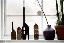 (Halter für) Kerzen und Teelichter / Originelle und dekorative Teelichthalter, Kerzenhalter und Kerzenständer.