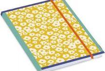 Notizbücher mit Muster / Schöne, bemusterte Notizbücher müssen nicht teuer sein.