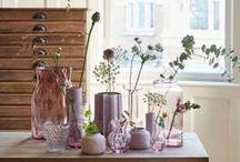 Alles aus Glas / Vasen, Lampen und Alles, was sonst aus Glas zum Dekorieren genutzt werden kann.