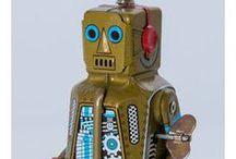Blechspielzeug / Schönes Blechspielzeug für Kinder oder auch Erwachsene zum Sammeln.