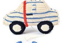 Gehäkeltes / Alles rund ums Häkeln – Spielzeug, Socken und mehr von Anne-Claire Petit, Pebble, …