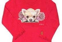 Kleidung für Kinder / Shirts, Longsleeves, Pyjamas für Kinder – mit lustigen Tiermotiven.