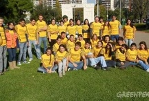 Voluntarios / by Greenpeace Argentina