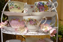 Cups, Mugs and Teapots