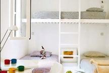 Dormitorios compartidos