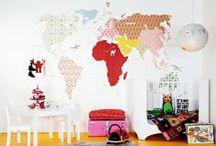 Papel de pared / by Kidsmoplitan