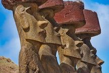 ancient structures/art/carvings
