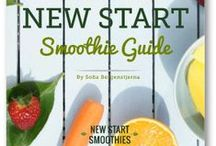 FREE New Start E-Guide / The recipes we've created for this 30-day guide are divided into 4 themes, one for each week. 1. Immune-boosting week 2. Bone-building week 3. Anit-inflammatory week and 4. Mood & Energy week. All the ingredients are promoting those specific health benefits during that whole week. You will also find a colour picture for each recipe and shopping lists for each week. We hope you enjoy it! Please leave us a comment after the 30 days to let us know what you think.