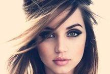 Make-up: Smoky eye