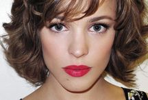 Make-up: Bold lip