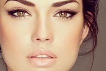 Make-up: Cat eye