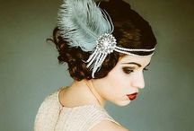 Make-up: 20's themed