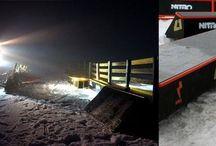 Valgrande Pajares Snowpark / Snowpark Valgrande Pajares