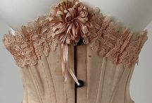 Corset collection / Inspiration and wish list