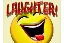 Time to Laugh! / Laughter is the best medicine! / by Sheena Hedley-Brown