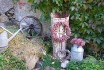 Herbstdekoration / Dekoration