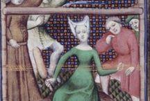 Medieval crafting