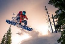 Snowboarding Inspiration / A collection of photographs that inspire and amaze us