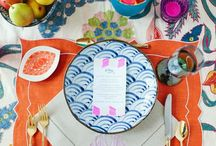 Hadley Table 2016 Color:  Brights