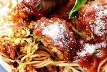 Vege meatballs & patties