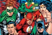 DC Universe / by Keith McArthur Jr.