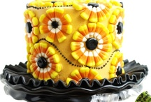 Halloween Goodies / by Darlene - Make Fabulous Cakes