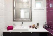 Moderniin kylppäriin – Modern bathroom