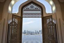 Arabian Peninsula / Kuwait, Bahrain, Qatar, United Arab Emirates, Oman, Yemen, Saudi Arabia