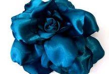 Flores made in Artesviro / Flores hechas por nosotras totalmente a mano y con mucho cariño...