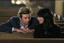 THE MENTALIST / tea? it's like a hug in a cup