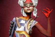 Body Paint / Kryolan Body Painting