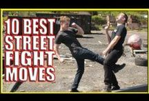 Tech: Street Fight / Self Defence / Techniques for the street