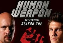 TV: Human Weapon / TV show on History channel (2007) Presented by Jason Chambers and Bill Duff