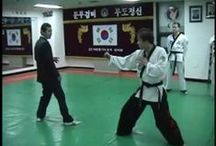 Tech: Hapkido / Hapkido (also spelled hap ki do or hapki-do; Hangul: 합기도; Hanja: 合氣道) is a dynamic and highly eclectic Korean martial art. It emphasizes circular motion, redirection of force, and control of the opponent. Practitioners seek to gain advantage through footwork and body positioning to incorporate the use of leverage, avoiding the use of strength against strength.