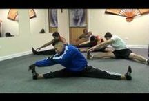 Cond.: Stretching & Yoga / Conditioning: Stretching & Yoga