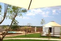 The Yurts / Our Yourtes in Portugal are unrivaled. Click through to browse our travel's offers now.