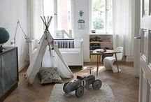 {Kids Rooms} / Nursery inspiration for little ones and creative ideas for big kids rooms too