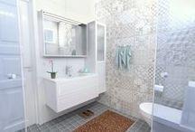 Innostavia KPH-ideoita – International bathroom designs by K-rauta