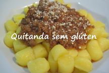Gluten free / by Elida Fagundes