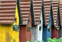Linnunpönttögalleria – Ideas for birdhouses