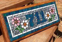 Mosaik - Hausnummern